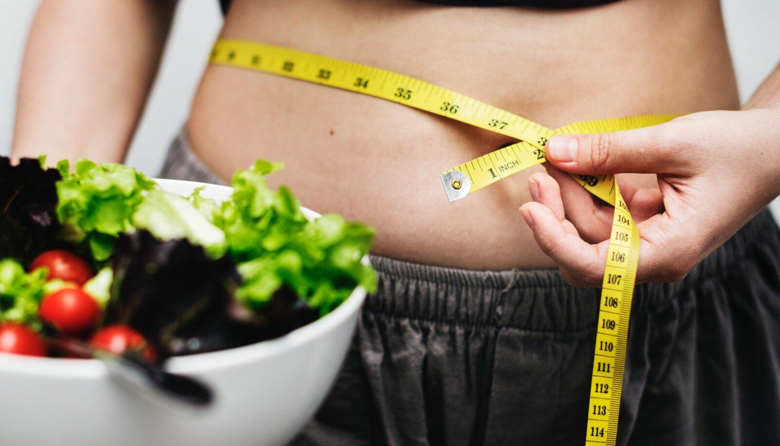 soomise ajakava rasva poletamiseks