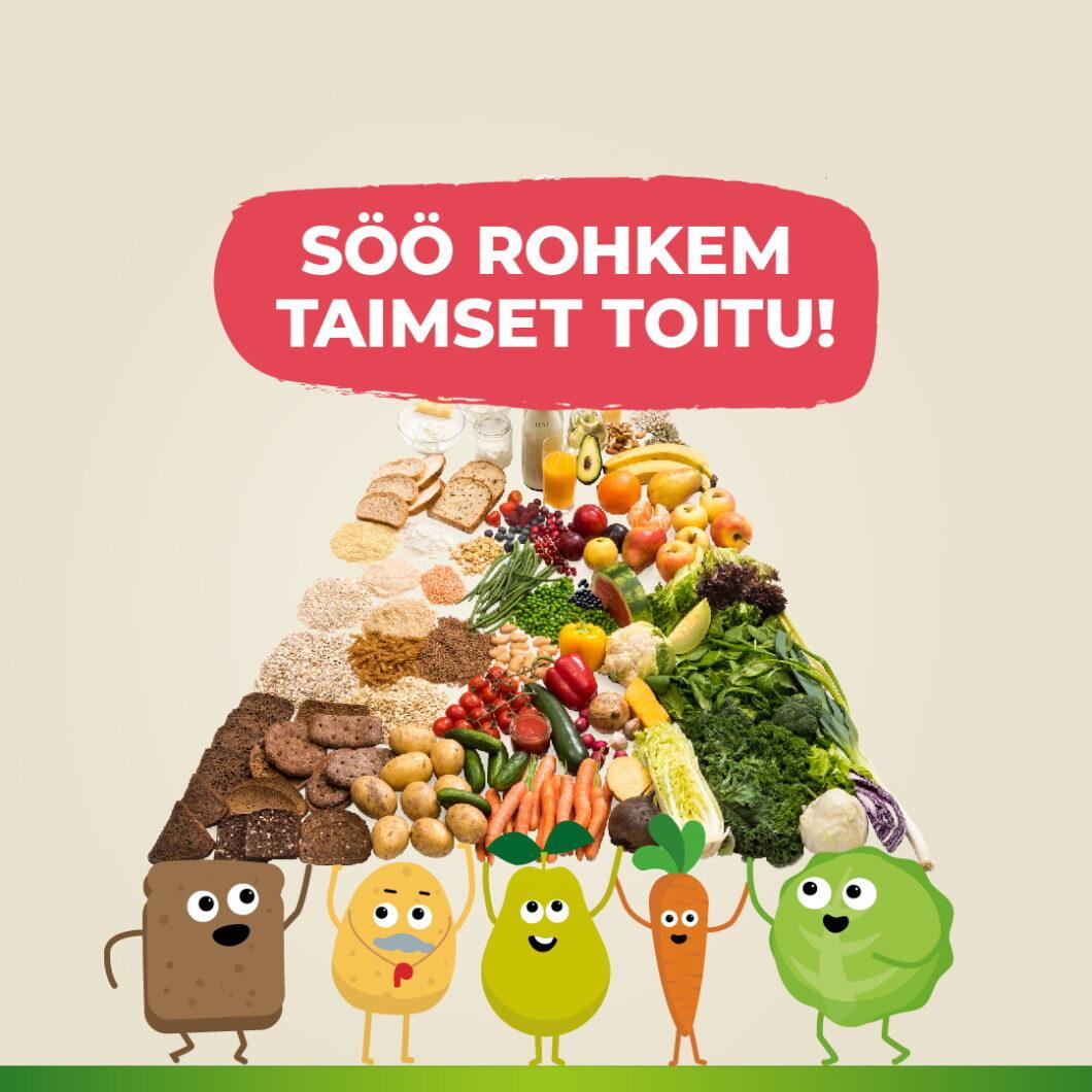 rasva poletamine tervisliku toidu