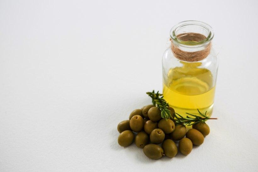 oliivioli rasva poletamine