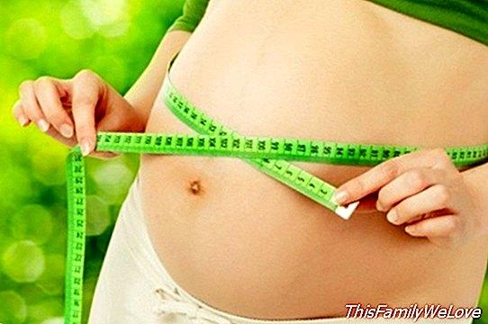 ideaalne kaalulangus kg puberteet ja kaalulangus
