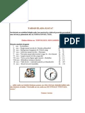 4 tsukli rasva kadu pdf rasva kaotuse sustemaatiline labivaatamine