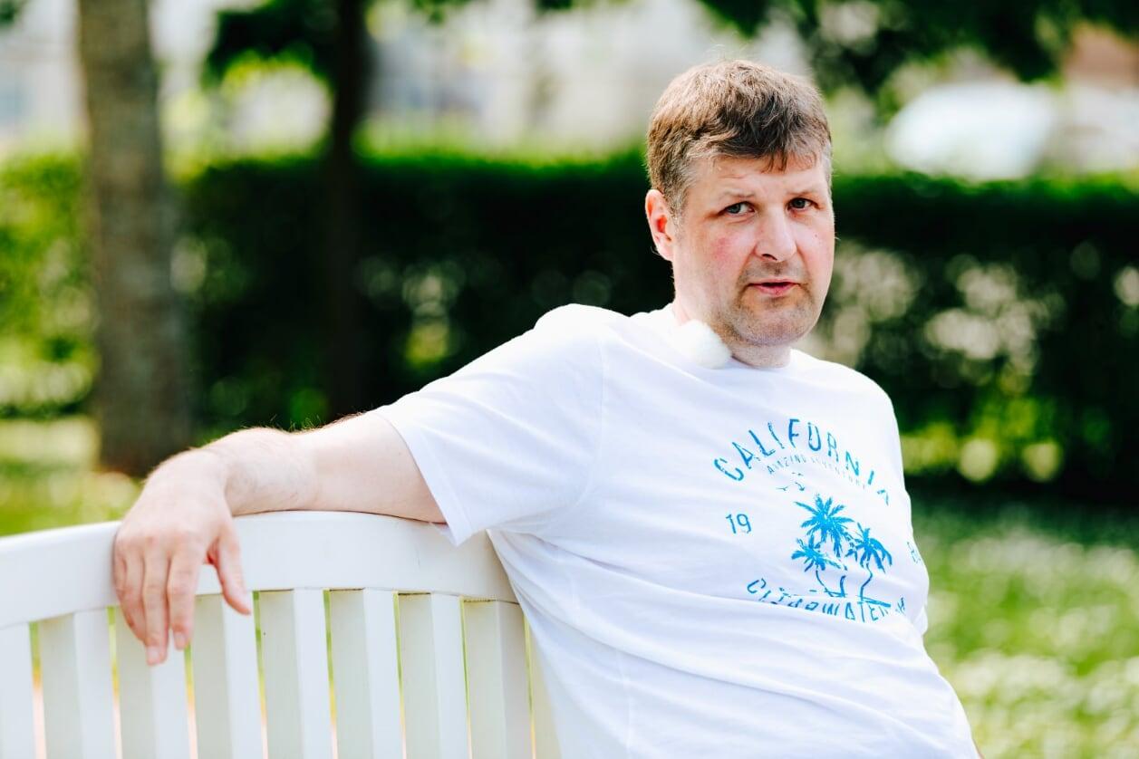 44-aastane mees kaalulangus slimming gum