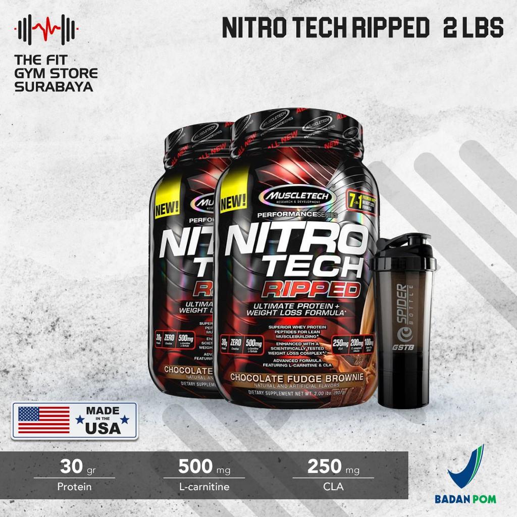 muscletech nitro tech ripitud kaalulangus kaalulanguse treenerid perth