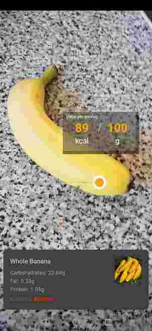 kaalulangus banana