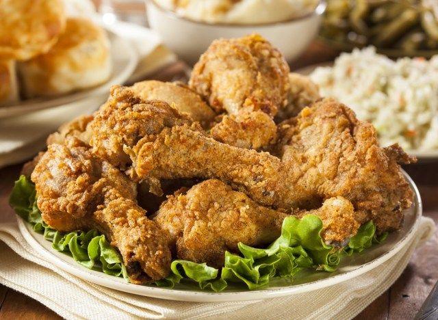 praetud kana rasva kadu