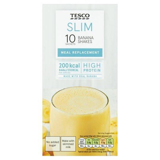 slimming milkakes tesco