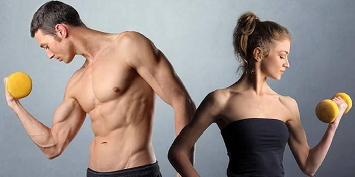 kiireim viis lihaste ehitamiseks ja rasva poletamiseks
