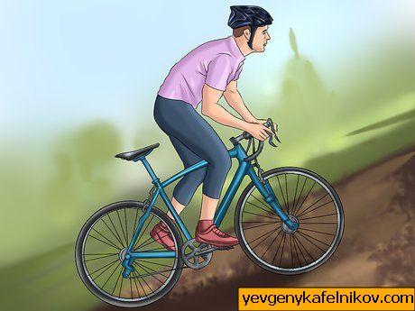 kaalulangus jalgratta jalgsi