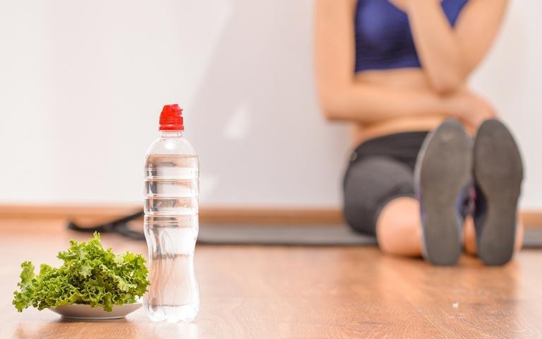 rasvapoletite votmine ilma soomiseta pohi kehatemperatuur ja kaalulangus