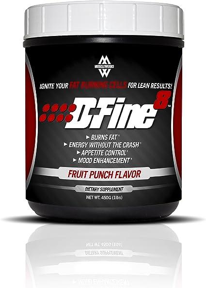 d-fine fat burner