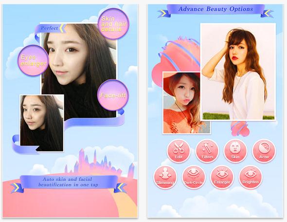 slim down face app