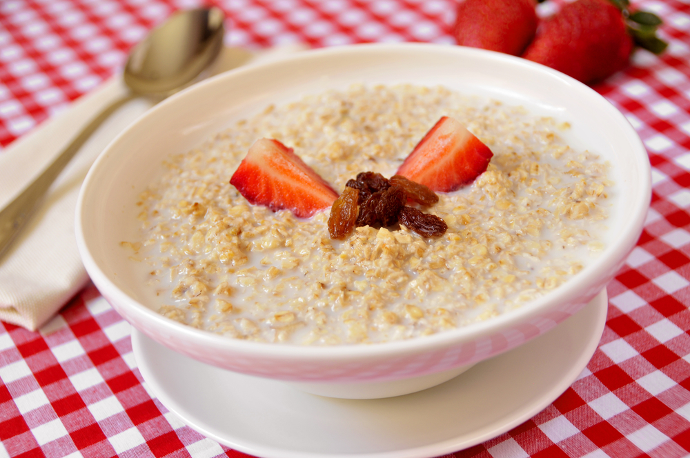 tervislik hommikusook kaalulanguse edendamiseks