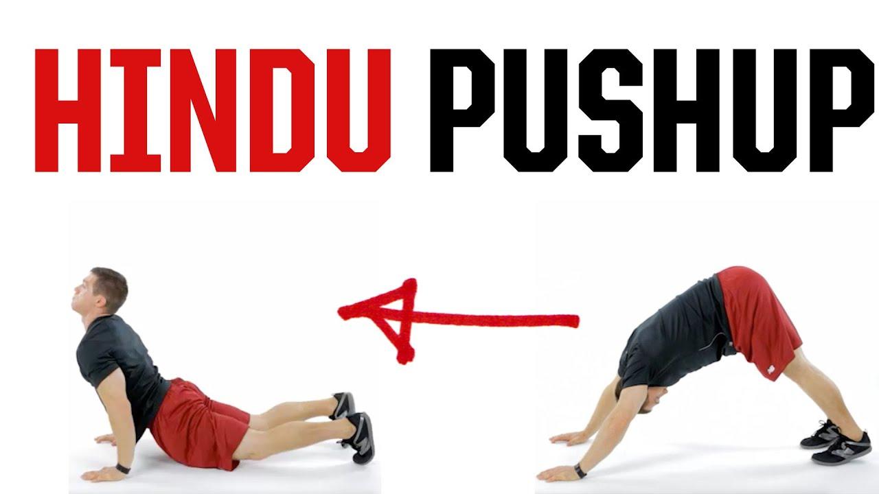hindu push ups poletada rasva