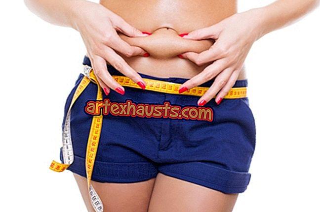 kuidas poletada loua rasva kiiresti