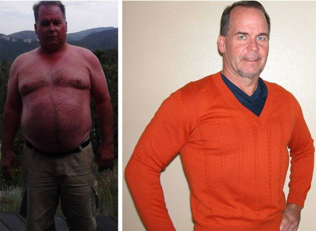 70 naela kaalulangus mees napas kaalulangus