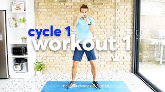 body coach cycle 1 kaalulangus naine tahelepanu parast kaalulangus