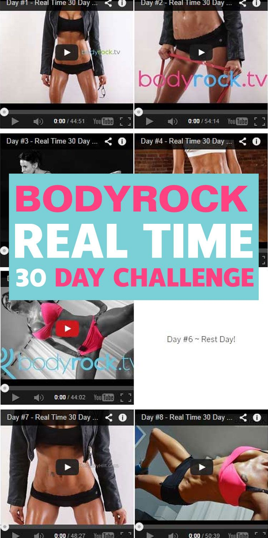 bodyrock fat burn challenge day 2 muscle ja fitness hers kaalulangus