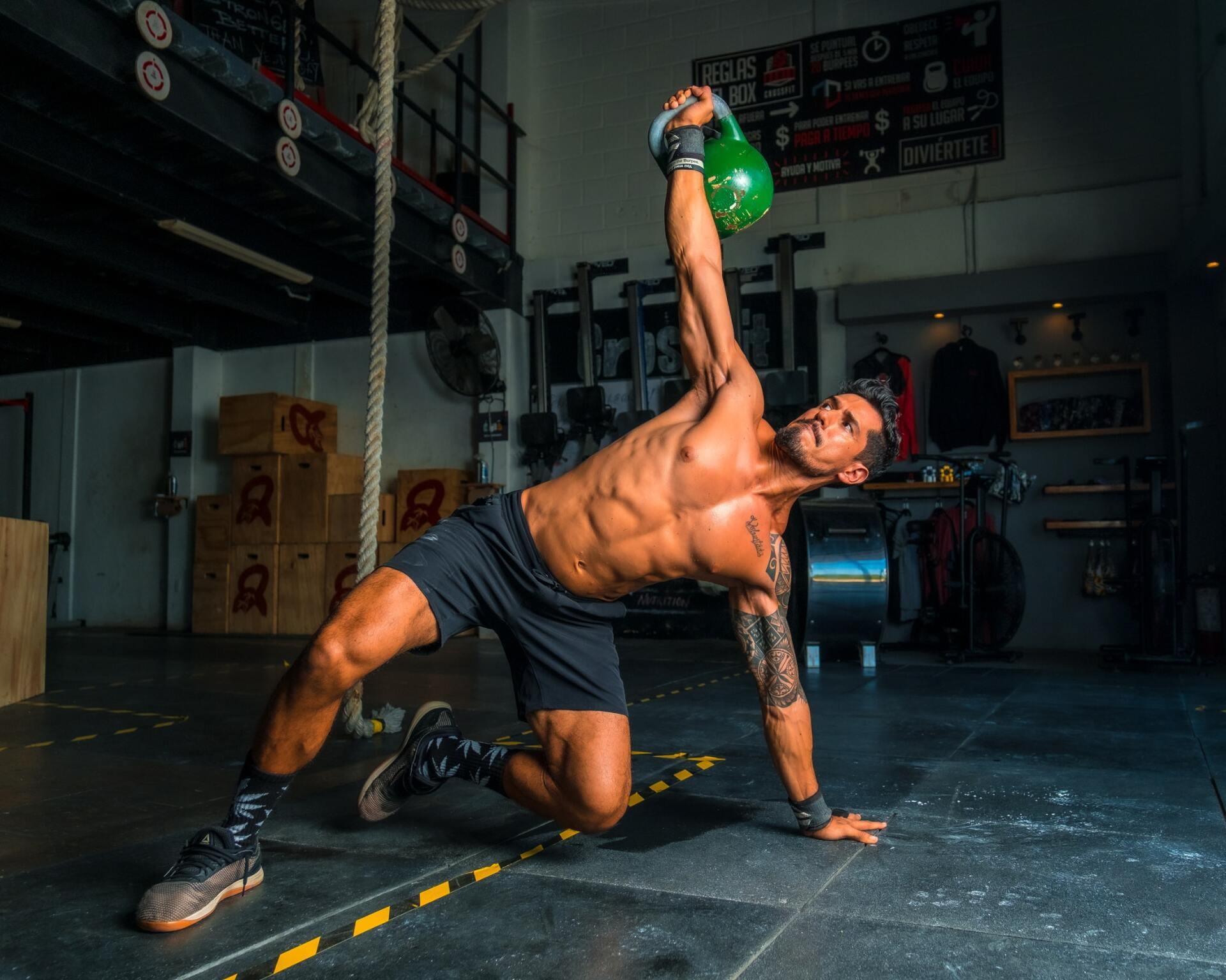 crossfit burn fat build muscle v9 kaalulangus