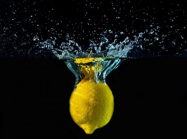 sidruni vee kaalulanguse uuring fireball whiskey kaalulangus