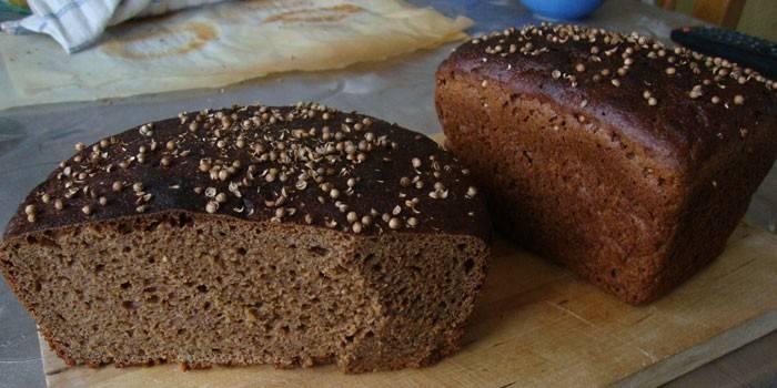 rye leiva rasvade kaotus