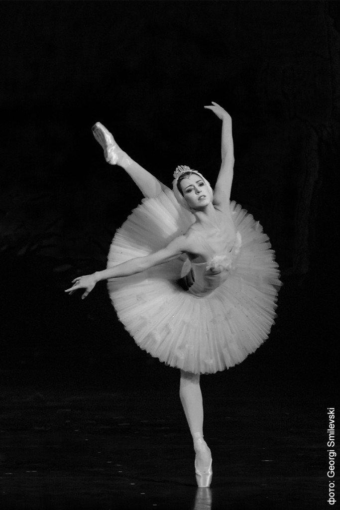 kaalulangus ballett ilus