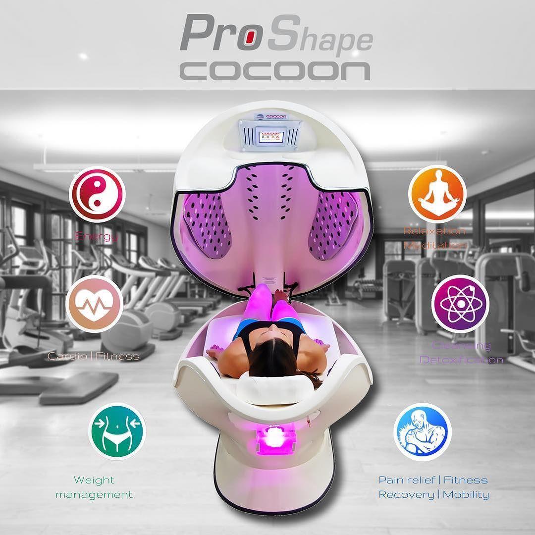 cocoon slimming machine