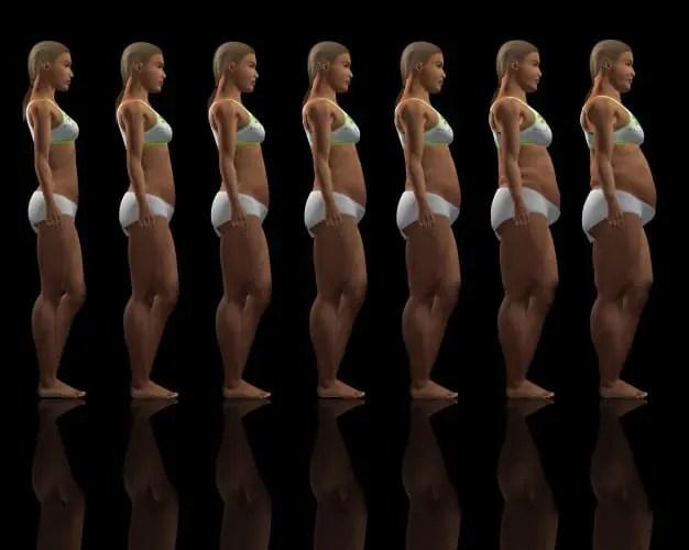 muscle loss ajal kaalulangus