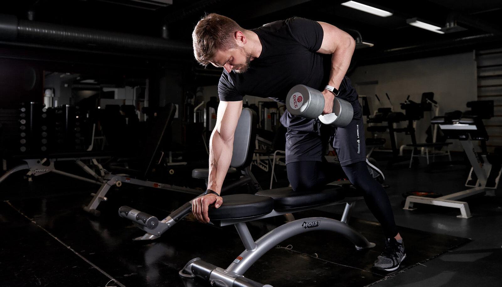 kuidas intervalli treening poletab rasva