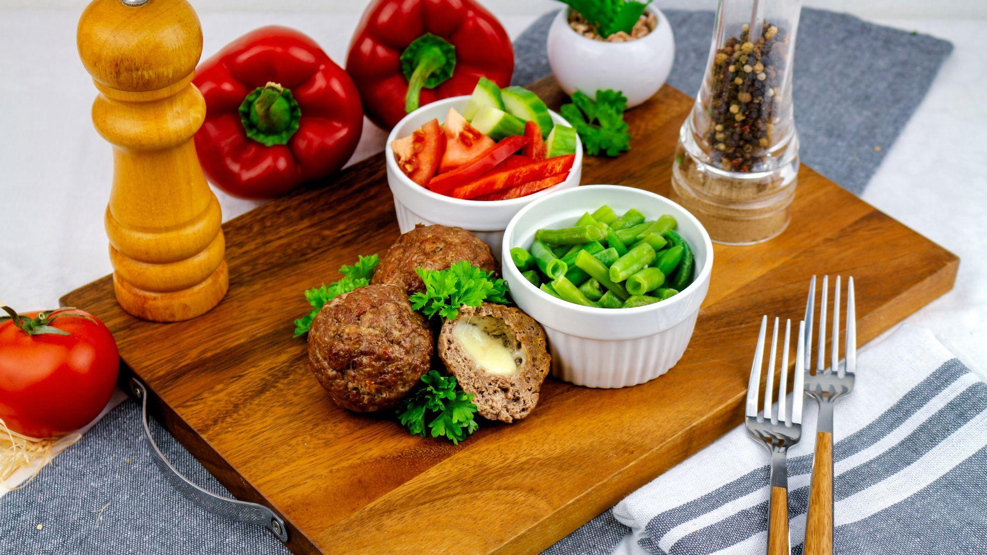 slimming soob taidisega lihapallid paigaldage pollumajandusettevotte kaalulangus