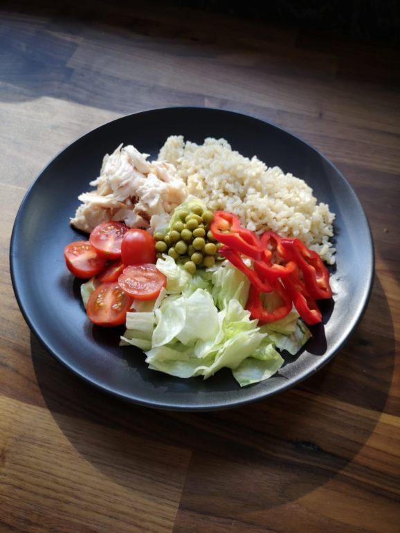 tervislik toit rasva poletamiseks